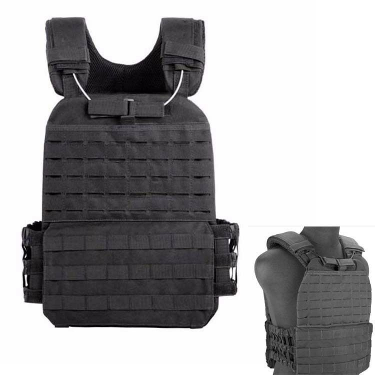 Tactical Plate Carrier Vest great For Crossfit and  endurance Training Hunting  special offer