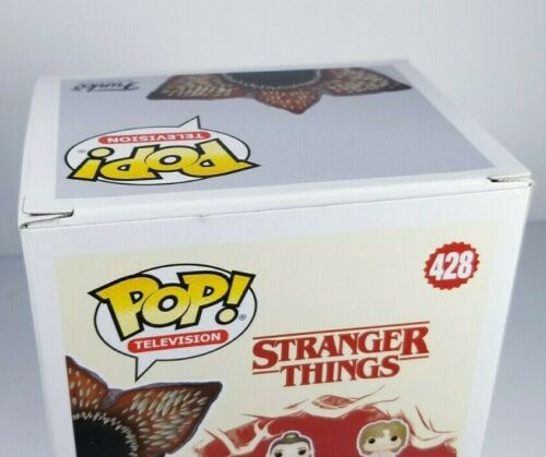 Funko POP SDCC 2019 GOLD DEMOGORGON Stranger Things SOLD OUT Barnes /& Noble