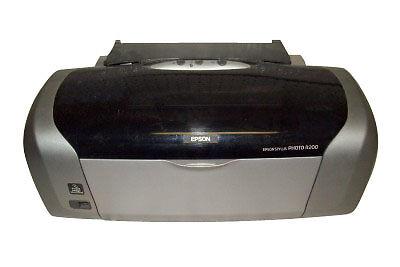 Epson Stylus R200 Digital Photo Inkjet Printer For Sale Online Ebay
