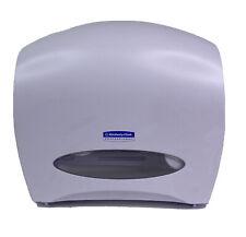Kimberly Clark Professional Jumbo Roll Tissue Dispenser With Stub Roll New In Box