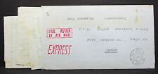 Thailand Express Airmail Letter to Japan Luftpost Flugpost Brief Asien (L-2294