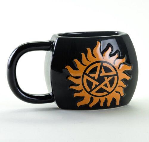 SUPERNATURAL Anti-Possession 3D Mug Gift Boxed Mug MGM0011