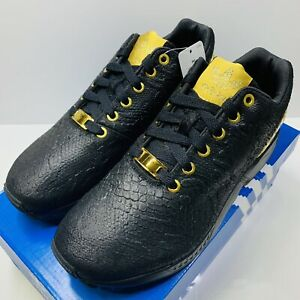 RARE! ADIDAS ZX FLUX J SNEAKERS CORE