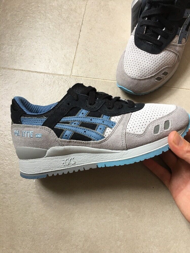 asics gel lyte 3 CAPTAIN BLUE Size Deadstock Size BLUE 36;  38 5173aa