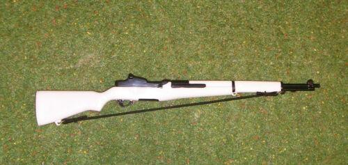 Vintage Action Man 40th loose Explorateur Ski Patrol Blanc M1 Garand fusil 1//6 sur
