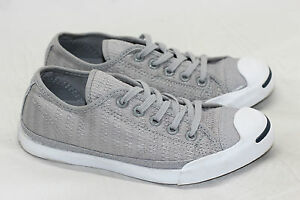 11842b6524fa Converse Jack Purcell Garment Dye Low Top Sneakers- Dolphin Gray ...