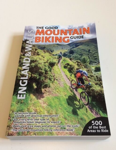 The Good MTB Guide, England & Wales ( Paperback,2011). BK809/08