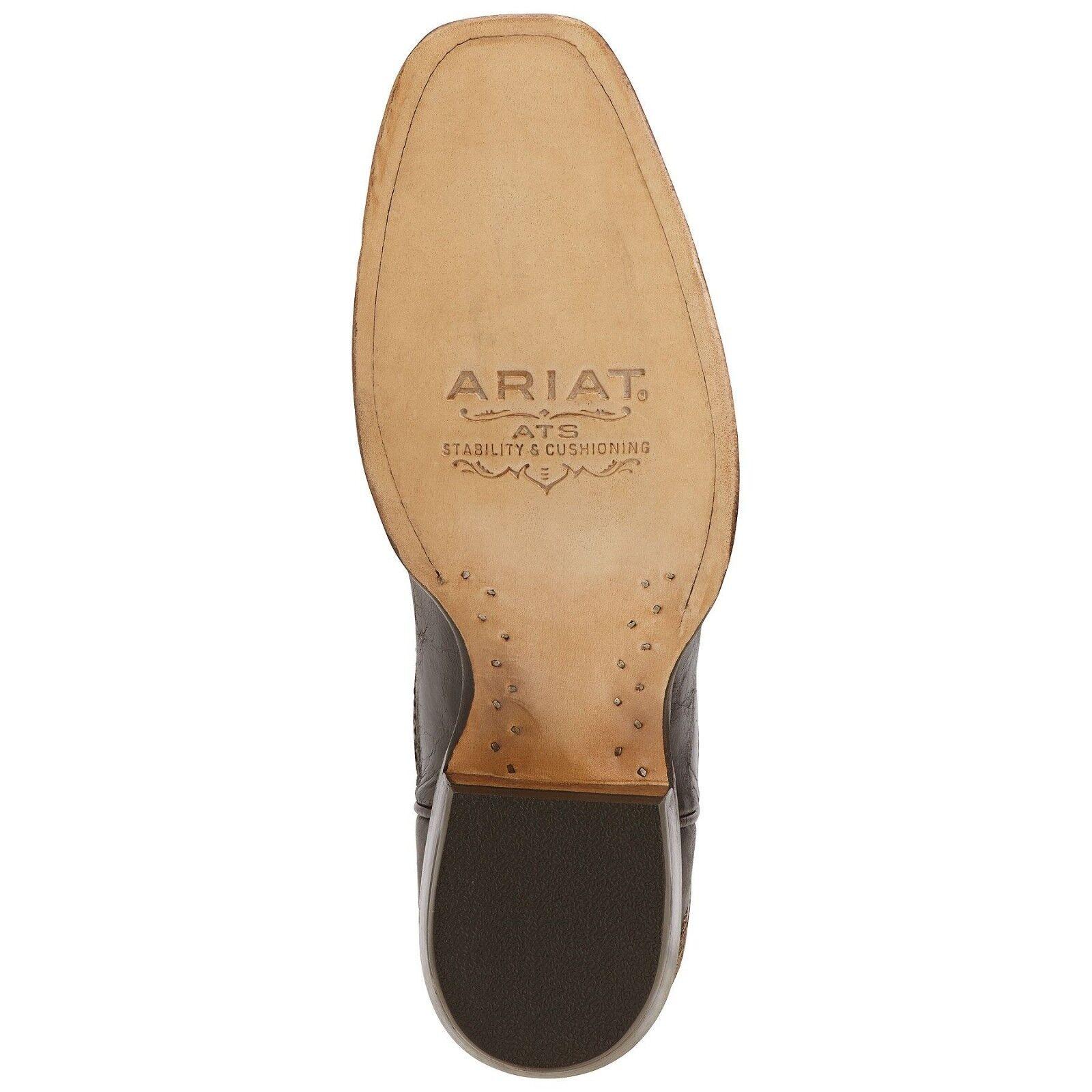 ARIAT Women's Women's Women's Catalina Antique Espresso Western Square Toe Boots 10012802 NIB fa7f40