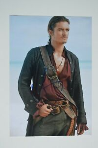 Orlando-Bloom-signed-Pirates-of-the-Caribbean-20x30cm-Foto-Autogramm-Autograph