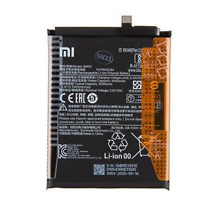 Ricambio Batteria Originale Xiaomi BM53 5000 mAh per Mi 10T / 10T Pro