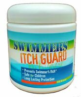 Swimmers Itch Guard Cream - Prevent Swimmers Itch, Duck Itch, Lake Itch - Repel