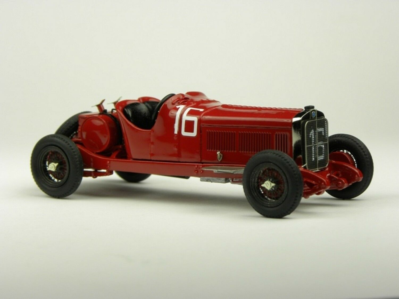 Alfa Romeo 6C 1500 MMS  16 Campari Targa Florio 1928 - Hand Built Autodelta 1 43