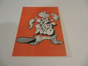 THE-GUESS-WHO-original-magazine-ad-1972-rare-Canadian-Beaver