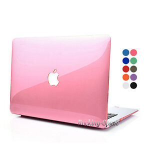 info for cb3ad 2f4aa Clear Glossy Crystal Case Shell for Macbook Air 13/11 Pro 13/15 ...