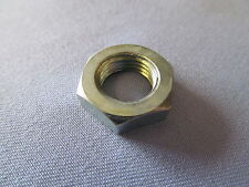 NORTON COMMANDO DOMINATOR FRONT BRAKE / CLUTCH ADJUSTER NUT 06-0005