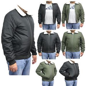 7e882ca4 Urban Classics Branded Men's Pilot Bomber Jacket Flight Jacket Fur ...