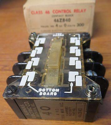46ZB40 Furnas Contact Block