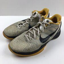 906cbbe6949a item 3 Nike Zoom Kobe 6 VI White Del Sol Gold Black 429659-103 Sz 10  Playoffs STEELERS -Nike Zoom Kobe 6 VI White Del Sol Gold Black 429659-103  Sz 10 ...