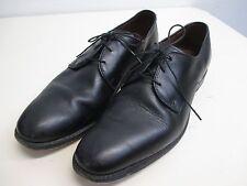 Men's Allen Edmonds Kenilworth black leather lace up oxfords size 11 B EUC!