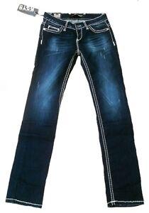 CIPO /& BAXX Damen Jeans CBW-231