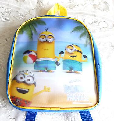 Beliebte Marke Kindergartenrucksack - Kinderrucksack Minion - Minions - Rucksack - Wie Neu ! GroßEr Ausverkauf