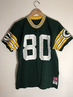 lowest price ed68d fdebb RARE James Lofton Green Bay Packers VINTAGE SAND KNIT JERSEY ADULT LARGE |  eBay