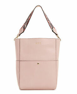Image Is Loading A V I Collection Cara Minimal Bucket In Blush Light