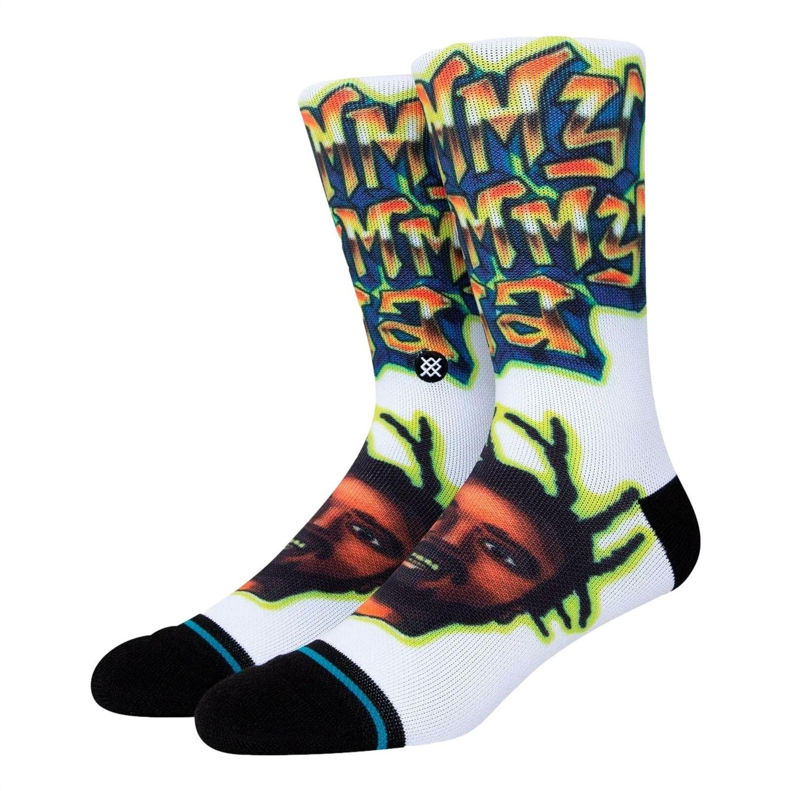 Haltung Shimmy Ya Socken - Weiß Neu