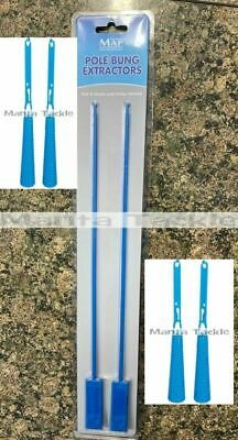 NEW 4 x MAP Small Winder Bungs Pole Bung Match Top 1 2 3 4 Kits Poles Whips Bung
