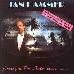 Jan-Hammer-Escape-From-Television-CD