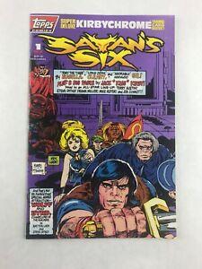 Satan-039-s-Six-Volume-1-No-1-April-1993-Comic-Book-Topps-Comics
