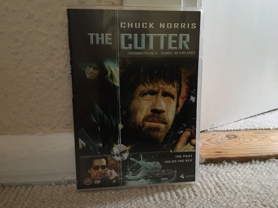 THE CUTTER, instruktør BILL TANNEN, DVD