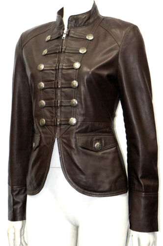 Soft Nappa Leather Real Jacket Sheep Style