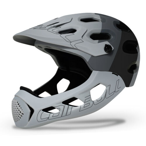 Cycling Helmet Full Face Casco MTB Mountain Road Downhill Bicycle Helmets Adult