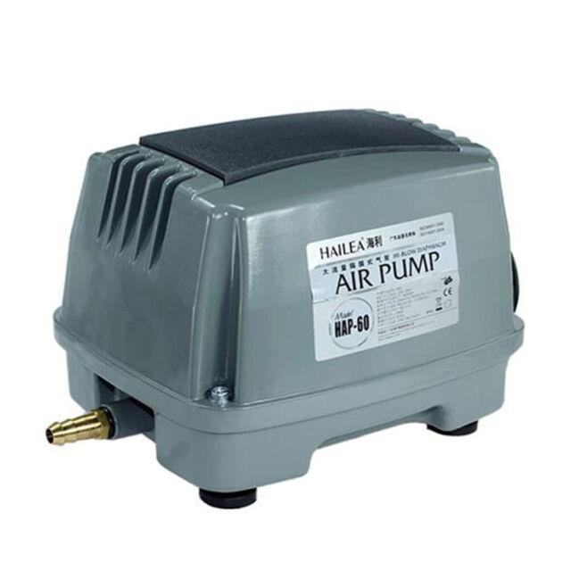 Hailea ACO 318 LK-60 30 Watt  Luftkompressor-Set-3