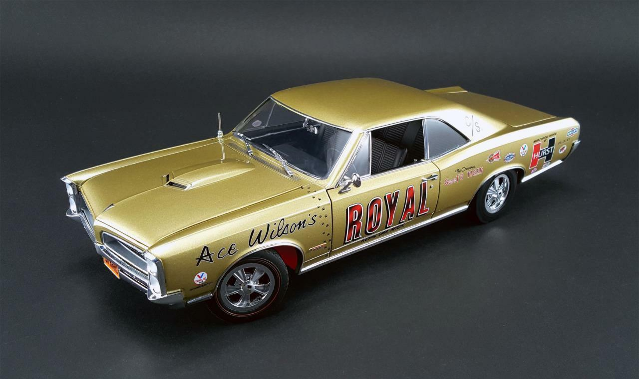 66 GTO Ace Wilson's Royal Acme 1 18 limited edition 1 of 636