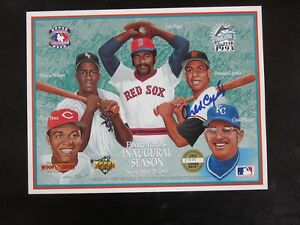 Orlando-Cepeda-Autograph-Signed-8-X-11-Upper-Deck-Heroes-photo-Giants