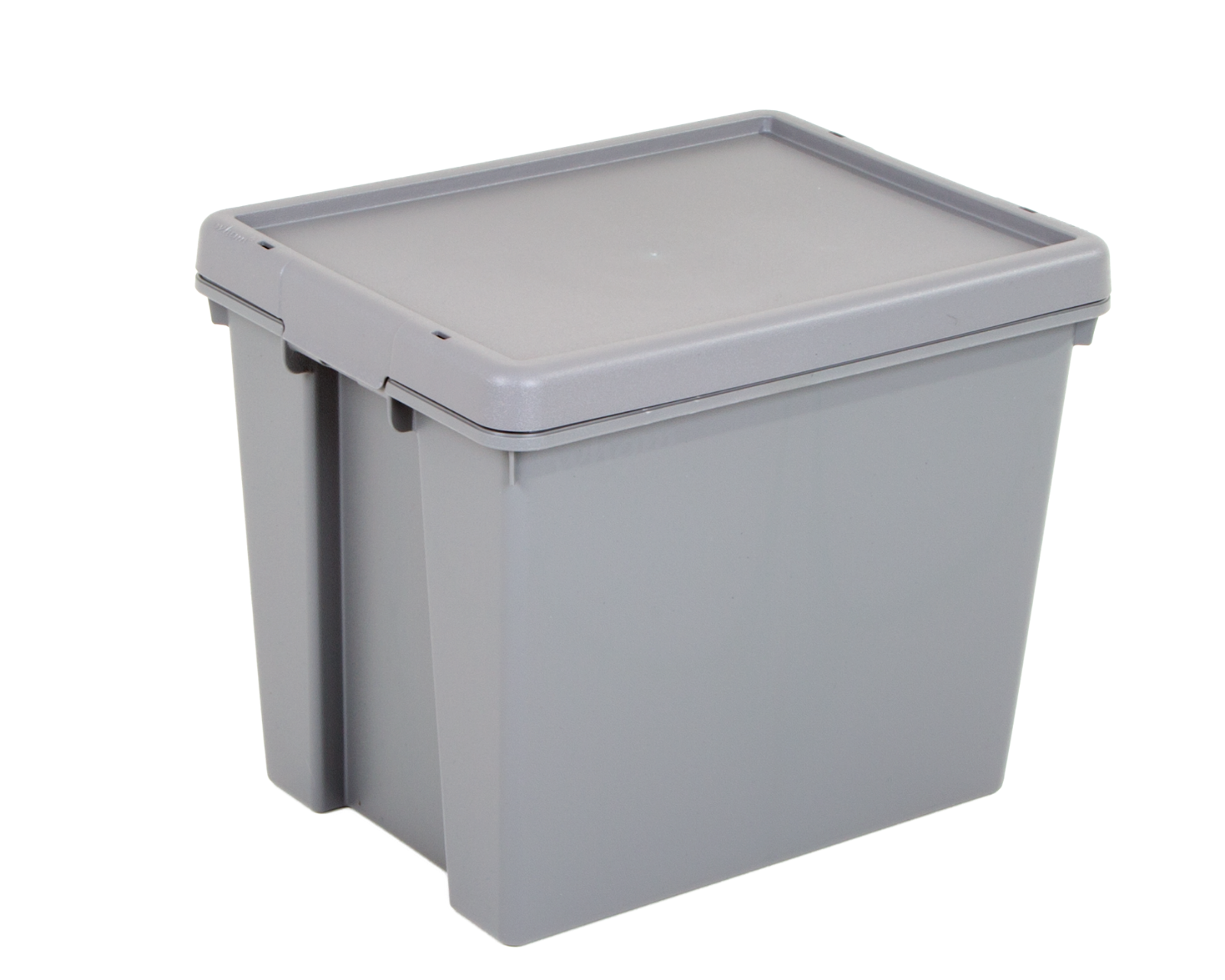 Wham Bam Bam Bam Heavy Duty Plastic Storage Box Boxes With Lids - Upcycled Plastic d89ff3