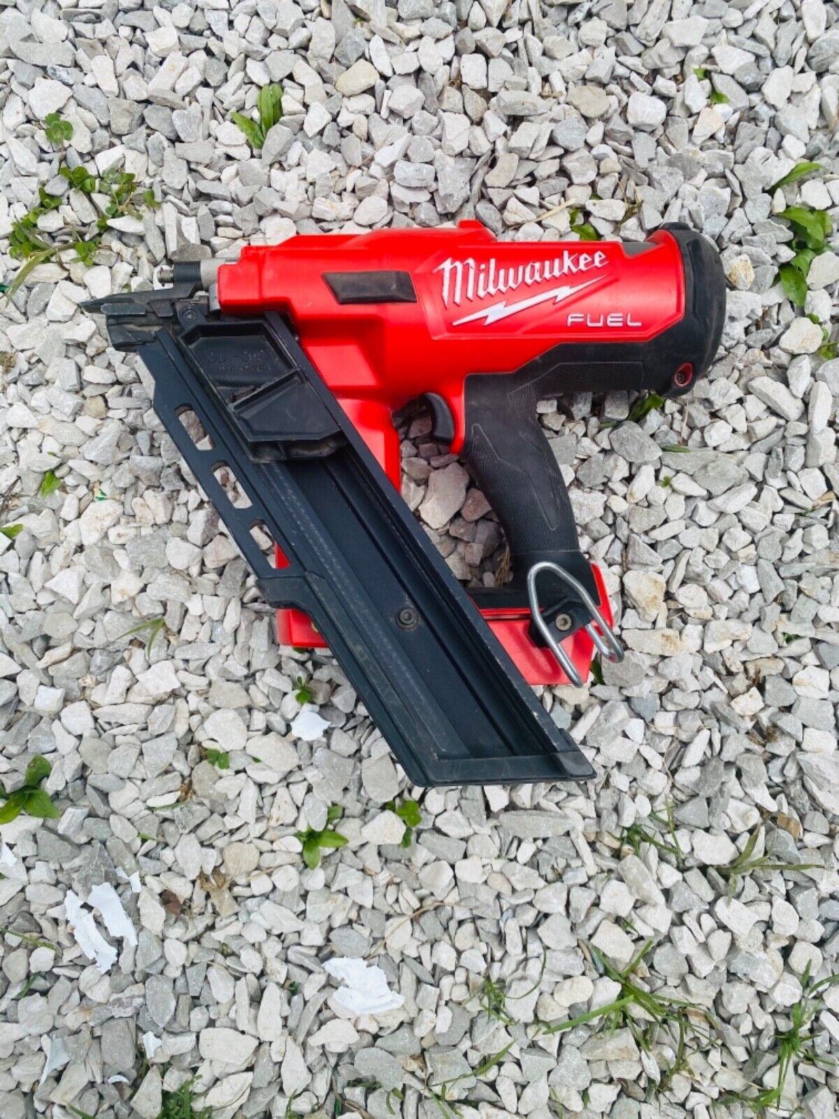 Milwaukee 2745-20 M18 FUEL 30 Degree Cordless Framing Nailer (Tool Only). Buy it now for 275.00