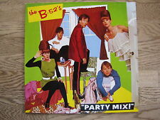 "LP - THE B 52´s - PARTY MIX zum Sonderpreis! ""TOPZUSTAND!"""
