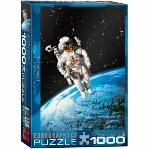 Astronaut - Eurographics Puzzle 1000 Pieces Jigsaw EG60003937