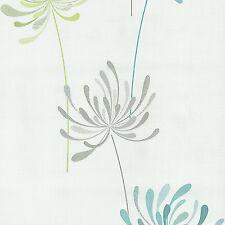 Vliestapete Floral Struktur creme silber P+S International Novara 2 13464-20 (2,