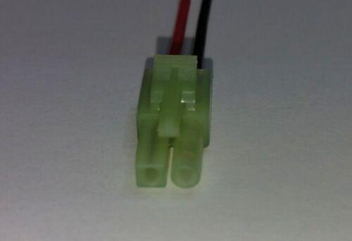 HXT2mm auf Mini-Tamiya-Stecker Adapterkabel Adapterstecker Ladekabel 100mm lang
