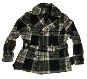 Colors Of The World Damen Winterjacke Wollen Mantel EUR 40