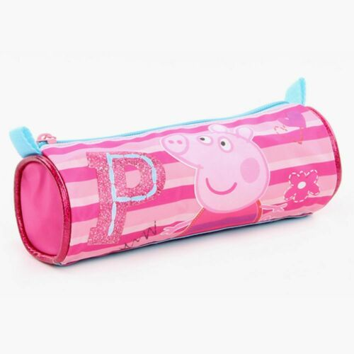 SchlamperetuiPeppa WutzPeppa PigKinder Stifte EtuiFaulenzer Tasche