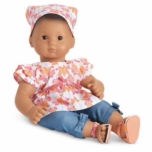 American Girl Bitty Baby or Twins Fun In The Sun Outfit New In A Box