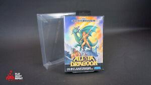 Alisia-Dragoon-Sega-Megadrive-Retro-Mega-Lecteur-Emballe-Complet-Pal