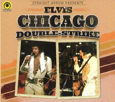ELVIS PRESLEY - Chicago Double Strike - 2 Digi Pack CD - New/ Original*****