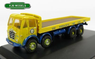 Oxford NFG010 N Gauge 1//148 Scale Foden FG 8 Wheel Tipper Hoveringham