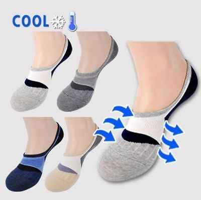 10 Pairs Mens Fake Socks Sports Casual Sneakers Fashion Loafer Boat Shoes Liner Einfach Und Leicht Zu Handhaben